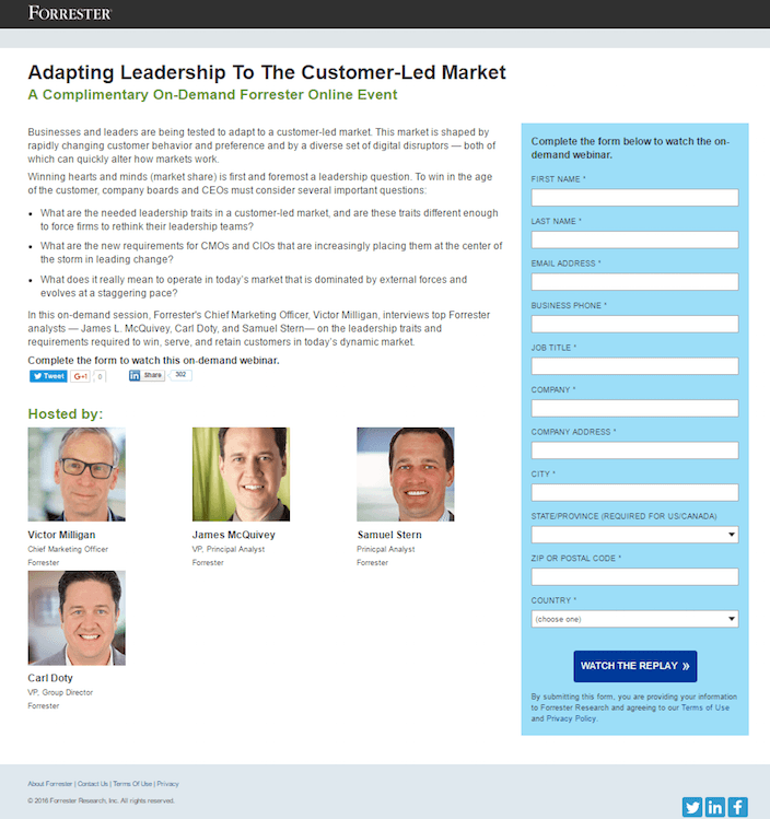 webinar-landing-page-examples-forrester