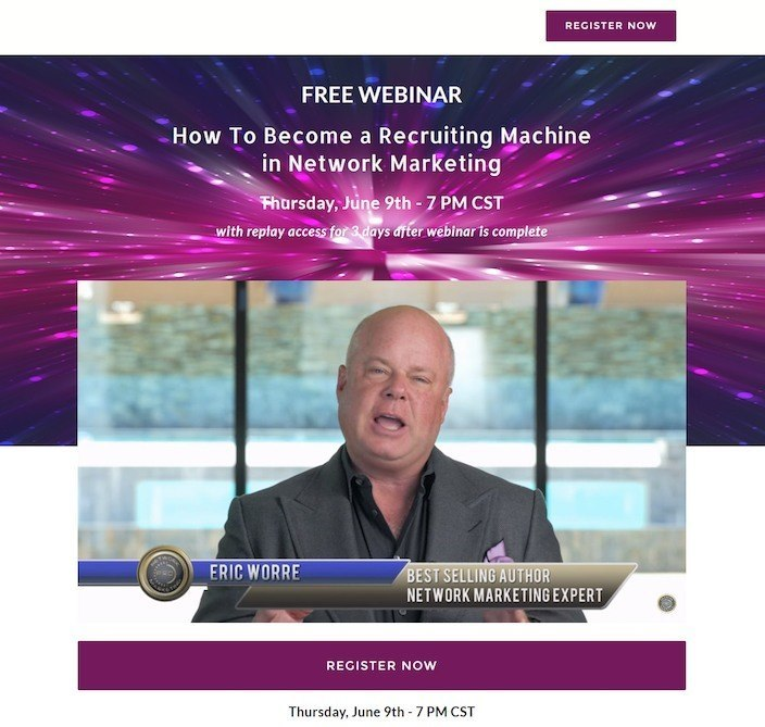webinar-landing-page-examples-network-marketing